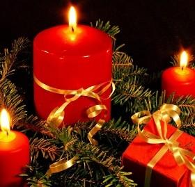 Adornos navide os con velas directorio red nayarita - Adornos navidenos con velas ...