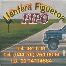 Llantera Pipo